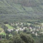 Foto di Glen Nevis Caravan and Camping Park