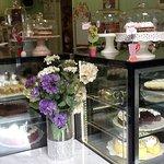 The dessert area!!!