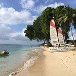 Catamarans, tubing, banana boats, water-skiing, and sea kayaks...all available and included.