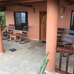 Villa #2 - 2 full baths & 2 bedrooms - full living area & the food!!! So beautiful & delicious!