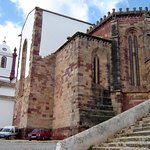 Silves Cathedral © Robert Bovington