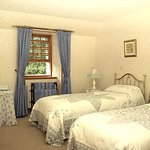 Arkle, one of our twin rooms