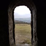 Views from inside the folly