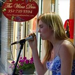 Live music at The Wine Den!