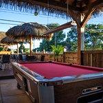 Terrasse Coconut bar