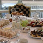 Afternoon Tea at the Hallmark South Liverpool