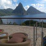 Foto de Jade Mountain Resort