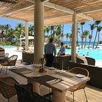 Blue Restaurant at Eden Rock Beach Club Caleton