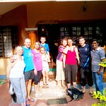 Our GH french family Expeirence in  Ganesh house homestay kovalam