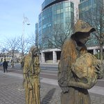 Photo of The Famine Sculpture