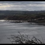 View to Robin Hoods Bay (part of Cleveland Way)