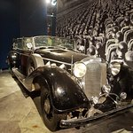 Canadian War Museum , Ottawa. One of hitlers cars.