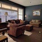 Suite 2 - Living Area