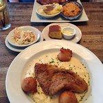 Food at Virginia's On King