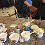 Round 2 of $1 ice cream. Best deal here
