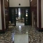 corridoio vicino alla reception