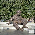 Photo of Albert Einstein Memorial