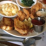 Walnut Hills shrimmp platter