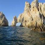 Beautiful arch at Cabo