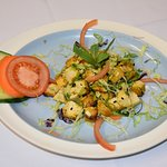 Choela is One of the Nepalese authentic food with spicy flavour