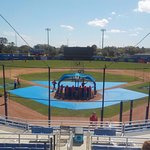 Team Canada (WBC) takes batting practice before an exhibition game against the Toronto Blue Jays
