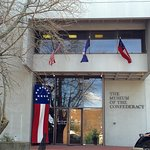 The White House and Museum of the Confederacy Foto