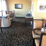Hilton St Louis Airport Executive Lounge