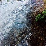 Walk under this waterfall!