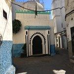 Neighborhood Mosque painted by Matisse