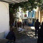Walking through Tangier