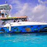Mohanna; 40ft Snorkel & Glass Boat Tours, cap: 25 people