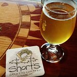 Starcut Phuzz peach cider at Shorts.