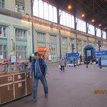 Photo of Budapest Western Railway Station