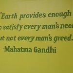 Gandhi Knows Best!