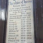 Photo de Ye Olde Cheshire Cheese
