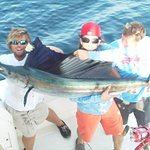 Great fishing with Miss Sandy Fishing Charters