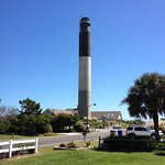 Oak Island light house