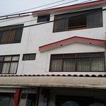 ventana de las habitaciones del 2do y 3er piso