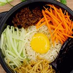 Korean Bibimbap -  Chef recommended