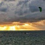 Sunrise at Bulabog Beach