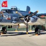 WWII Aviation Museum Foto
