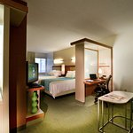 SpringHill Suites by Marriott Vero Beach Guest Suite