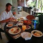 2nd day breakfast!