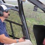 Foto de Blue Hawaiian Helicopter Tours - Maui