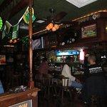 Falcon Pub bar area