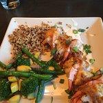 Colassal Stuffed Shrimp