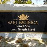 Sari Pacifica Hotel, Resort & Spa - Lang Tengah Foto