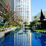Photo de Plaza Athénée Bangkok, A Royal Méridien Hotel