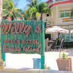 Willy's Beach Hotel Foto