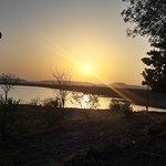 Veiw from Maikal Resort....